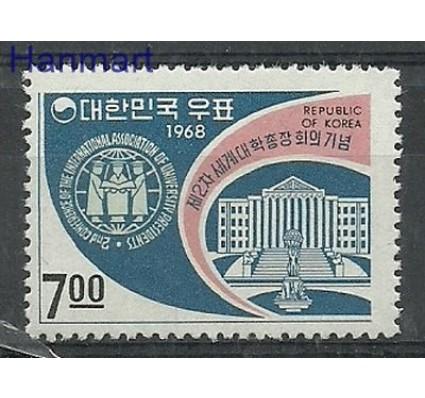 Znaczek Korea Południowa 1968 Mi 615 Czyste **