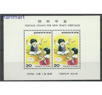 Znaczek Korea Południowa 1979 Mi bl 438 Czyste **