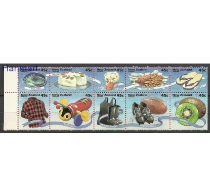 Znaczek Nowa Zelandia 1994 Mi mh 1344-1353 Czyste **