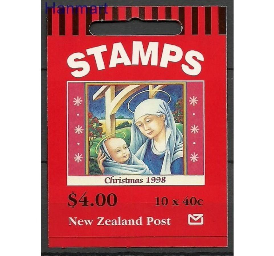 Nowa Zelandia 1998 Mi mh 1710 Czyste **
