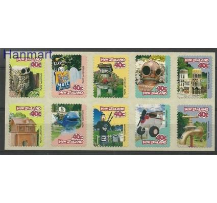 Znaczek Nowa Zelandia 1997 Mi 1590-1599 Czyste **