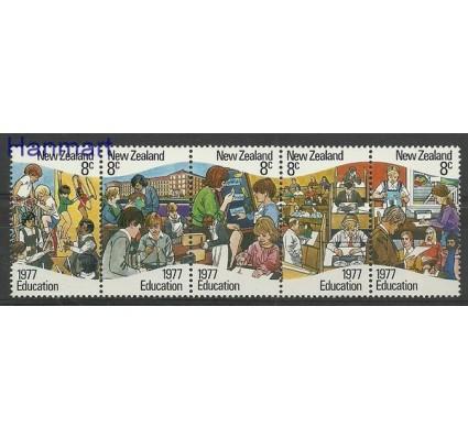 Znaczek Nowa Zelandia 1977 Mi 711-715 Czyste **
