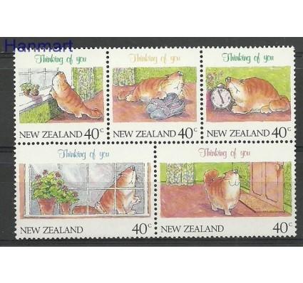 Znaczek Nowa Zelandia 1991 Mi 1171-1175 Czyste **