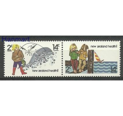 Znaczek Nowa Zelandia 1980 Mi 804-805 Czyste **