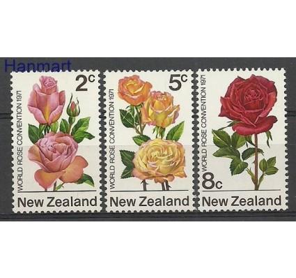 Znaczek Nowa Zelandia 1971 Mi 568-570 Czyste **