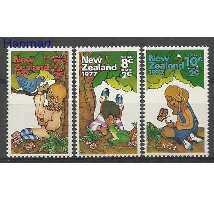 Znaczek Nowa Zelandia 1977 Mi 720-722 Czyste **