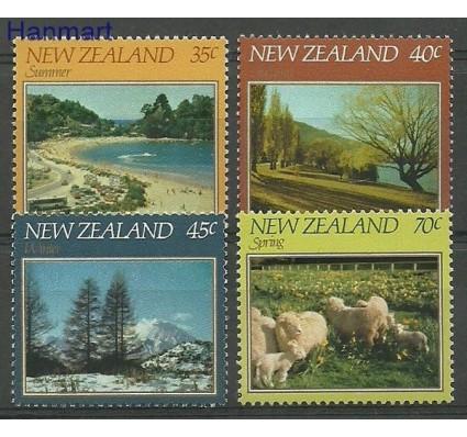 Znaczek Nowa Zelandia 1982 Mi 845-848 Czyste **