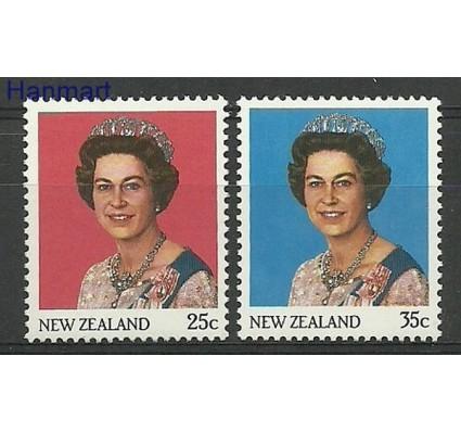 Znaczek Nowa Zelandia 1985 Mi 937-938 Czyste **