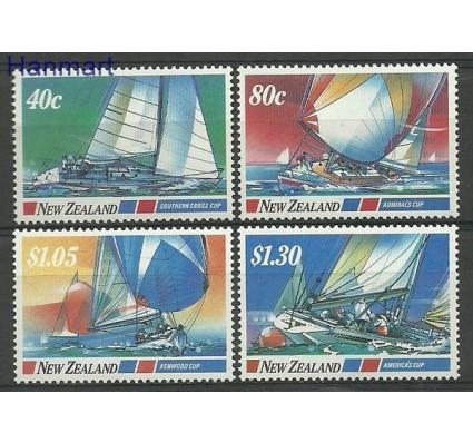 Znaczek Nowa Zelandia 1987 Mi 986-989 Czyste **