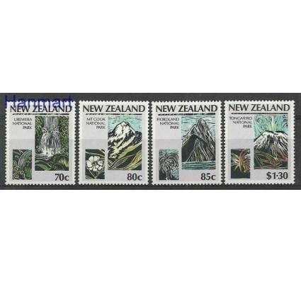 Znaczek Nowa Zelandia 1987 Mi 996-999 Czyste **