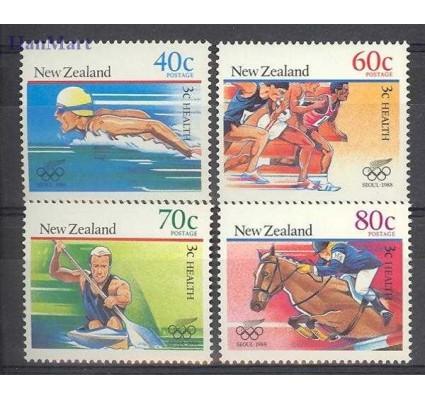 Znaczek Nowa Zelandia 1988 Mi 1033-1036 Czyste **