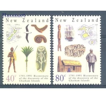 Znaczek Nowa Zelandia 1991 Mi 1156-1157 Czyste **