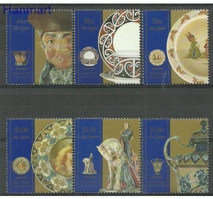 Znaczek Nowa Zelandia 1993 Mi 1267-1272 Czyste **