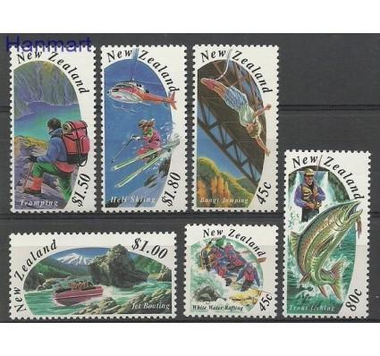 Znaczek Nowa Zelandia 1994 Mi 1326-1331 Czyste **