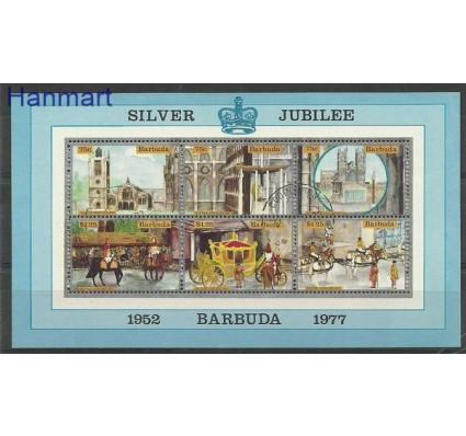 Znaczek Barbuda 1977 Mi bl 22 Stemplowane