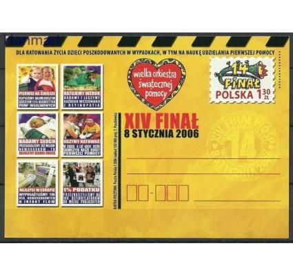 Znaczek Polska 2006 Fi Cp 1389 Całostka pocztowa