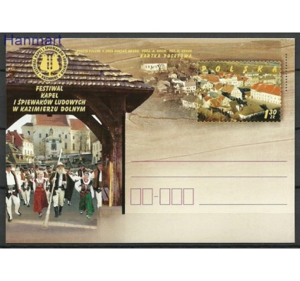 Znaczek Polska 2006 Fi Cp 1405 Całostka pocztowa