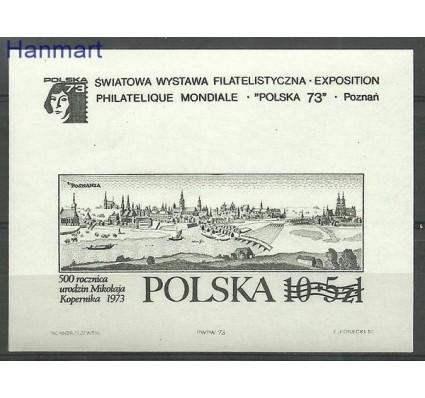 Znaczek Polska 1975 Mi bl 55ND Fi bl 46ND Czyste **