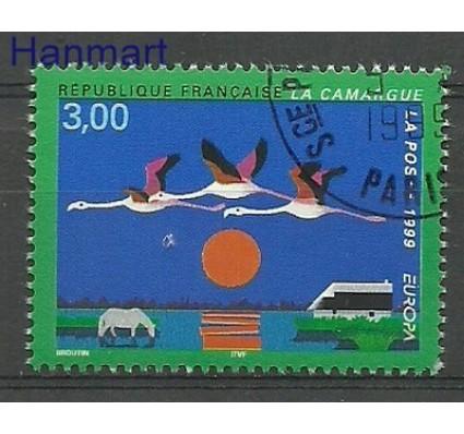Francja 1999 Mi 3382 Stemplowane