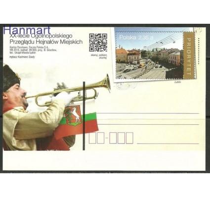 Znaczek Polska 2013 Fi Cp 1654 Całostka pocztowa