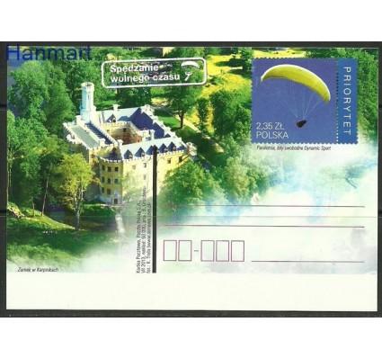 Znaczek Polska 2013 Fi Cp 1653 Całostka pocztowa