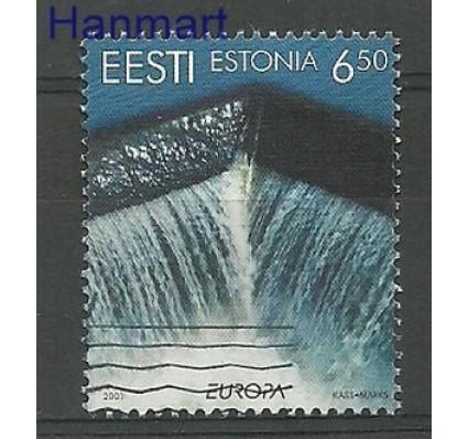 Znaczek Estonia 2001 Mi 399 Stemplowane