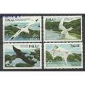 Palau 1984 Mi 47-50 Czyste **