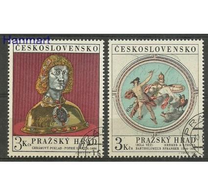 Znaczek Czechosłowacja 1970 Stemplowane