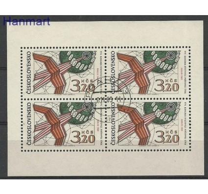 Znaczek Czechosłowacja 1969 Mi ark 1903 Stemplowane