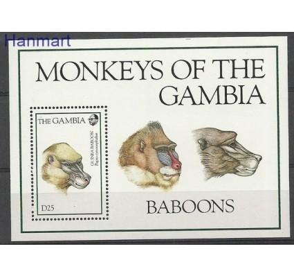 Znaczek Gambia 1994 Mi bl 230 Czyste **