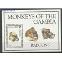 Gambia 1994 Mi bl 230 Czyste **