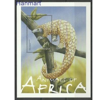 Znaczek Gambia 2001 Mi bl 558 Czyste **
