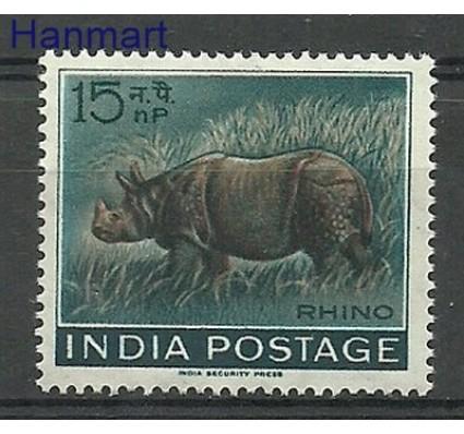 Znaczek Indie 1962 Mi 346 Czyste **