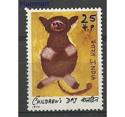 Znaczek Indie 1974 Mi 611 Czyste **