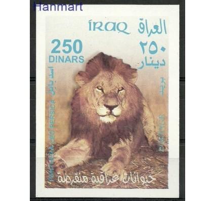 Znaczek Irak 2003 Mi bl 109 Czyste **