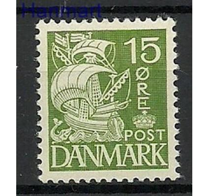 Znaczek Dania 1940 Mi 261 Czyste **
