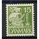 Dania 1940 Mi 261 Czyste **