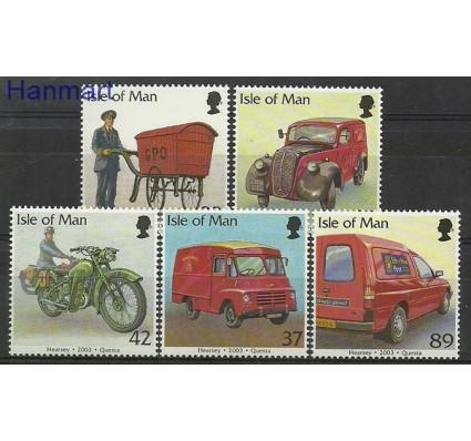 Znaczek Wyspa Man 2003 Mi 1040-1044 Czyste **