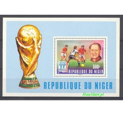 Znaczek Niger 1977 Mi bl 18 Czyste **