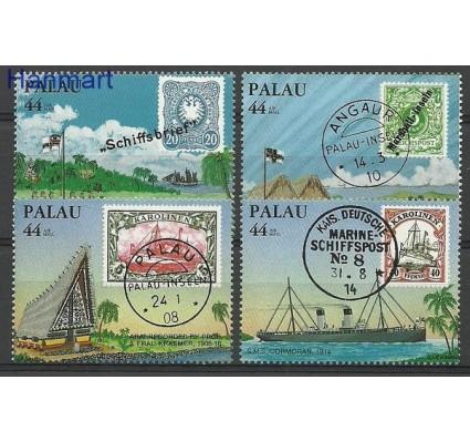 Znaczek Palau 1985 Mi 84-87 Czyste **