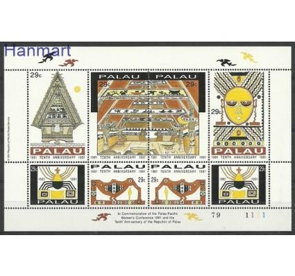 Znaczek Palau 1991 Mi 474-481 Czyste **