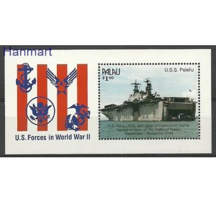 Znaczek Palau 1990 Mi bl 8 Czyste **