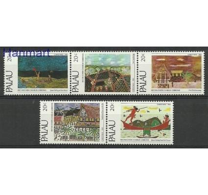 Znaczek Palau 1983 Mi 24-28 Czyste **