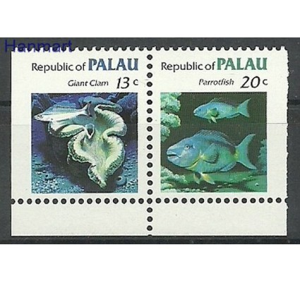 Znaczek Palau 1983 Czyste **