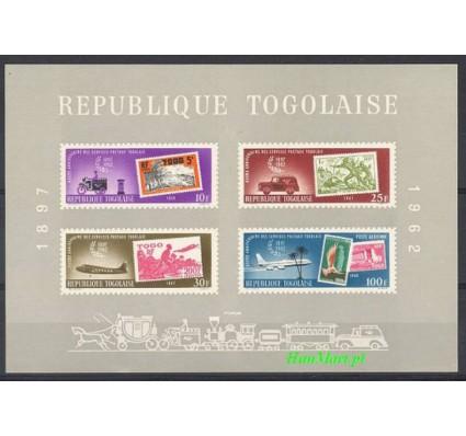 Znaczek Togo 1963 Mi bl 10 Czyste **