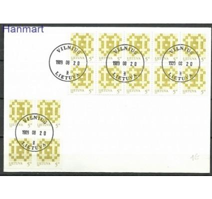 Znaczek Litwa 1999 FDC