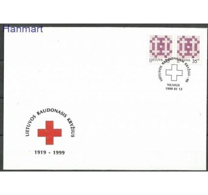 Znaczek Litwa 1998 FDC