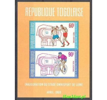 Znaczek Togo 1969 Mi bl 39 Czyste **