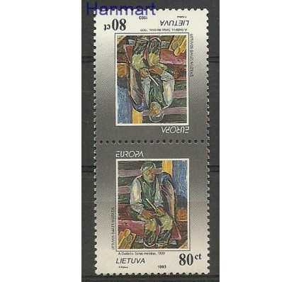 Znaczek Litwa 1993 Mi 544 Czyste **
