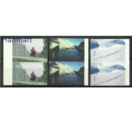 Znaczek Norwegia 2004 Mi 1497-1499 Czyste **